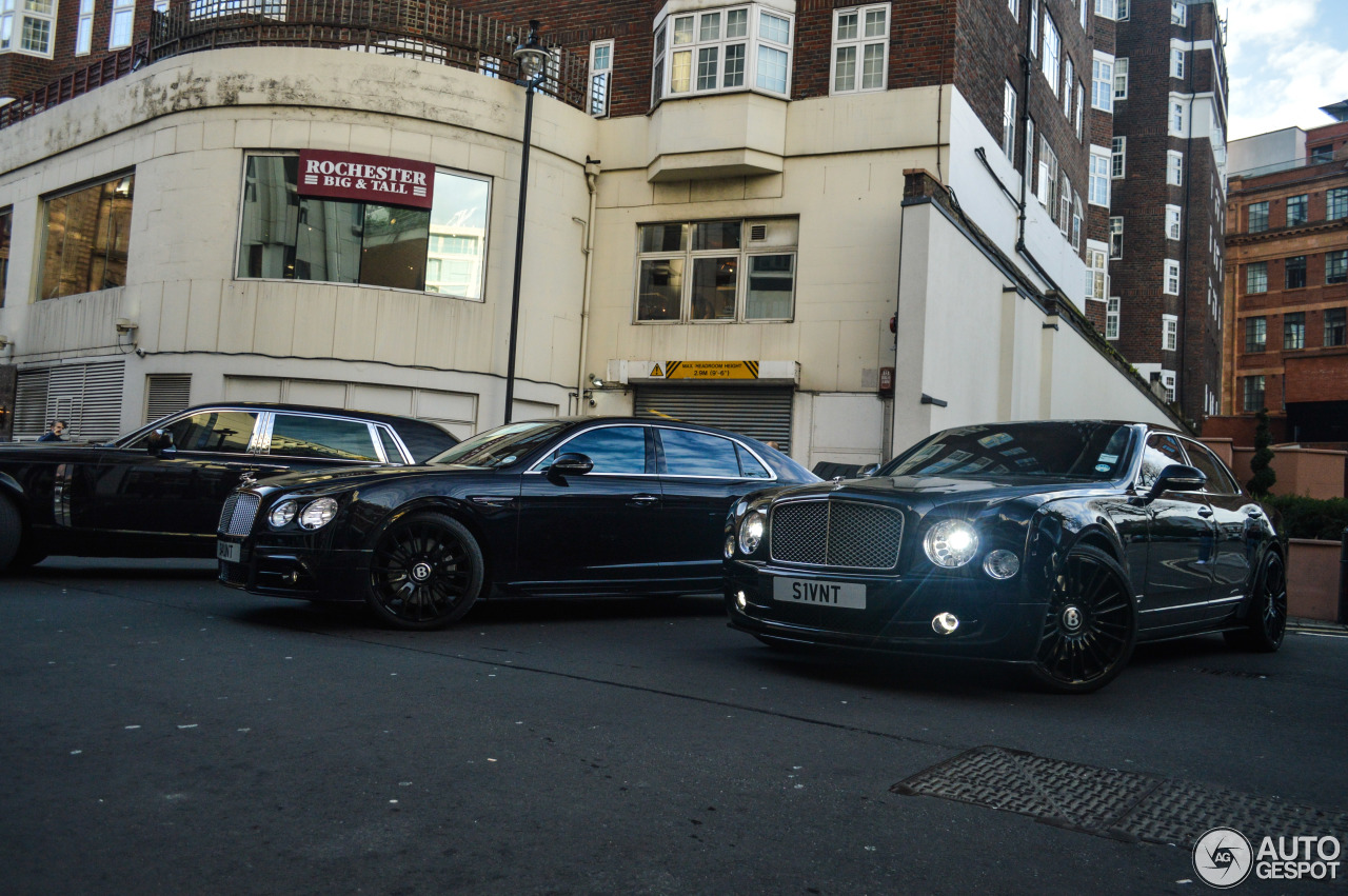 Bentley Mansory Flying Spur V8