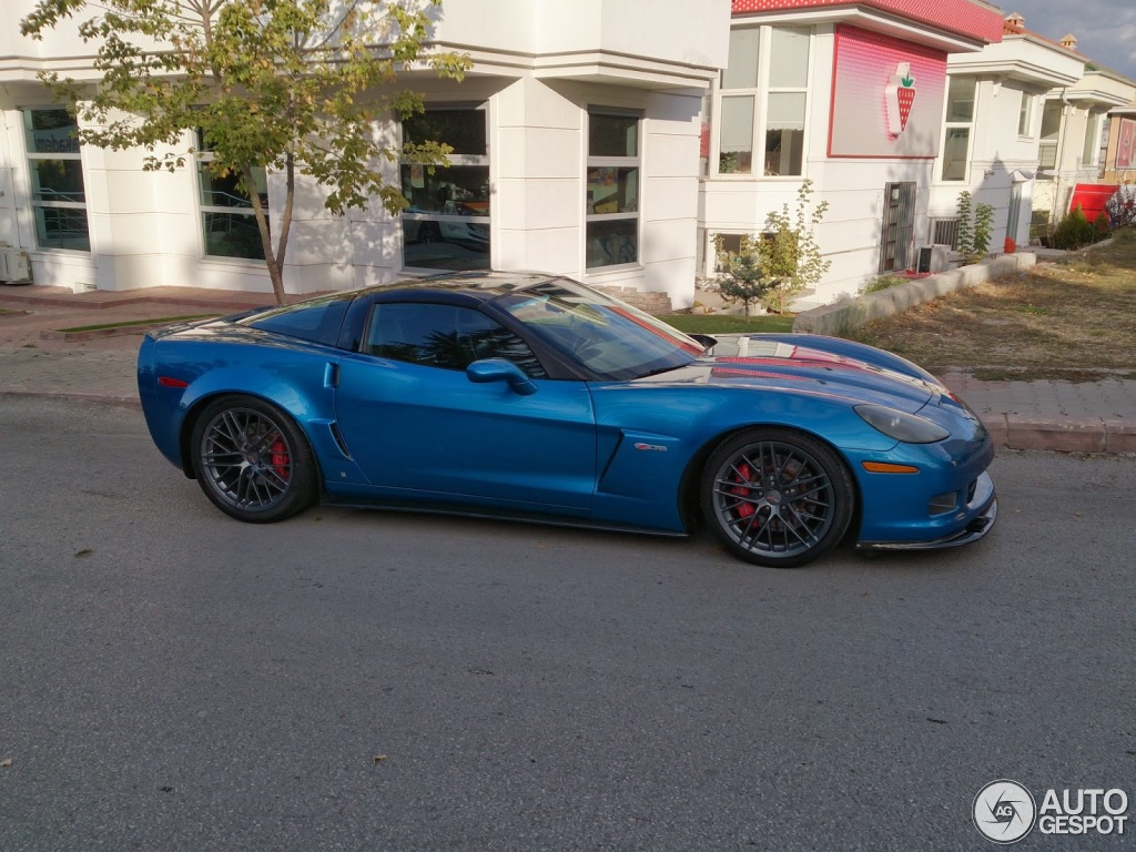 Chevrolet Corvette C6 Z06 Carbon Limited Edition 1