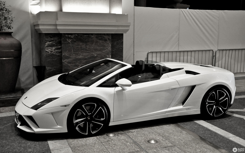 Lamborghini Gallardo Lp560 4 Spyder 2013 3 December 2014 Autogespot