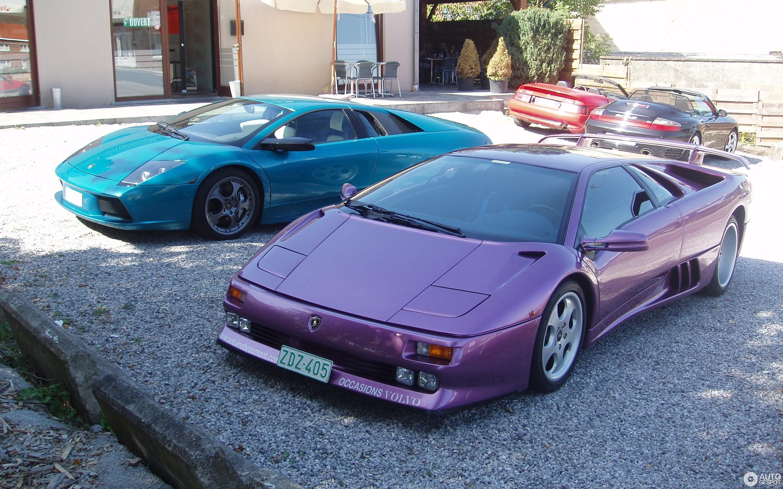 Lamborghini Diablo Se30 7 December 2014 Autogespot