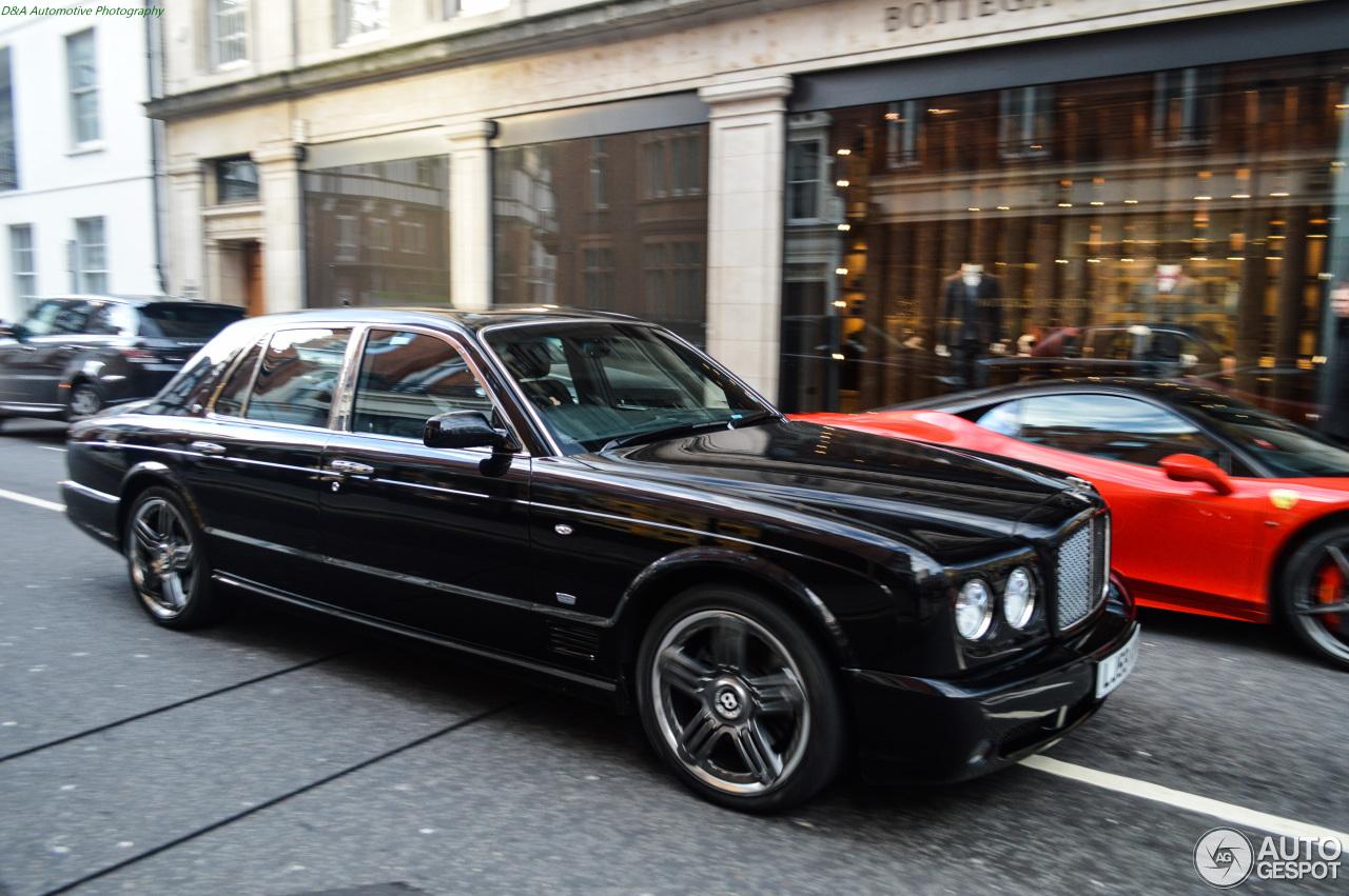 Bentley arnage t final series 8 december 2014 autogespot for O garage arnage