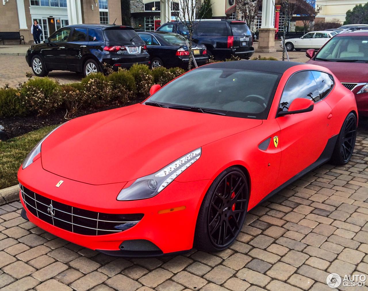Ferrari Ff 8 December 2014 Autogespot