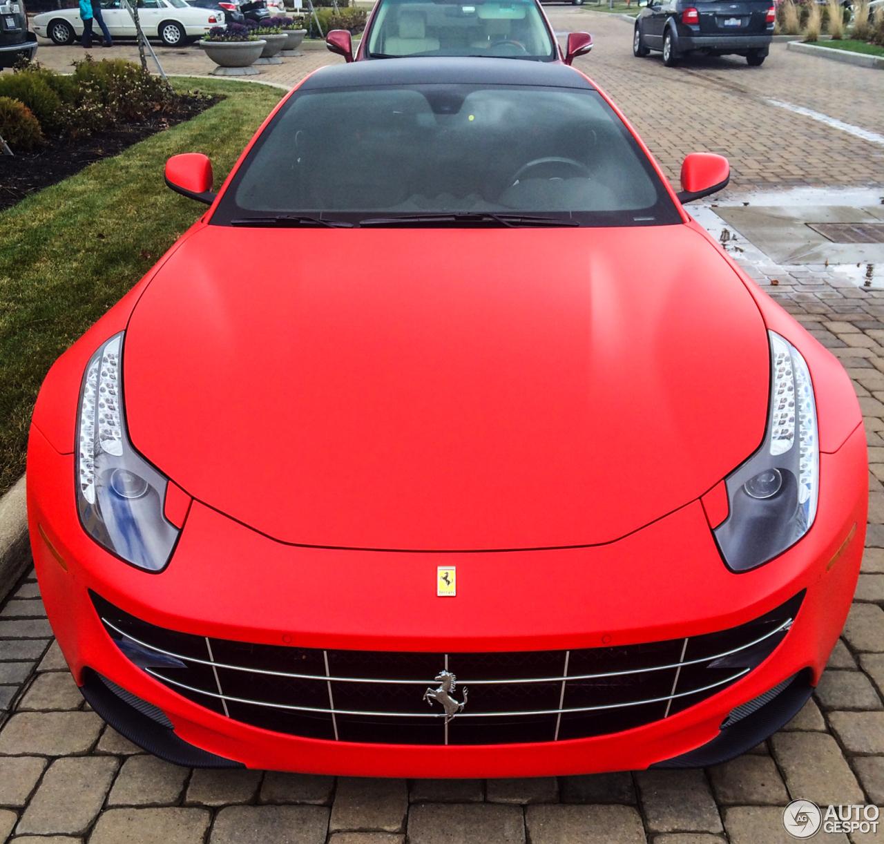 Ferrari Ff: 8 December 2014