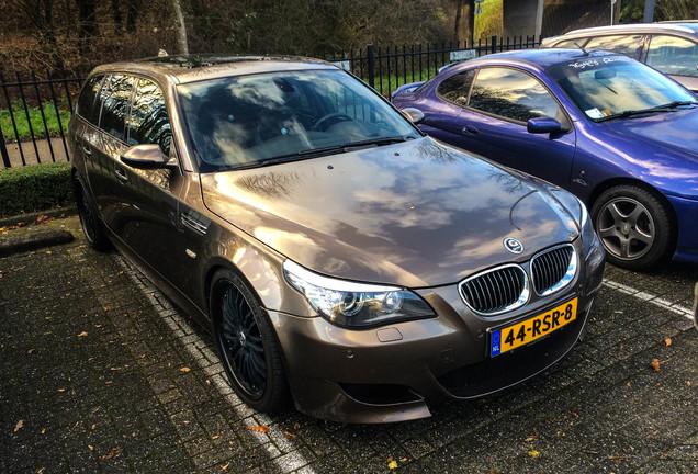 BMW M5 E61 Touring G-Power Hurricane RR