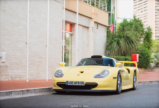 Porsche 996 GT1