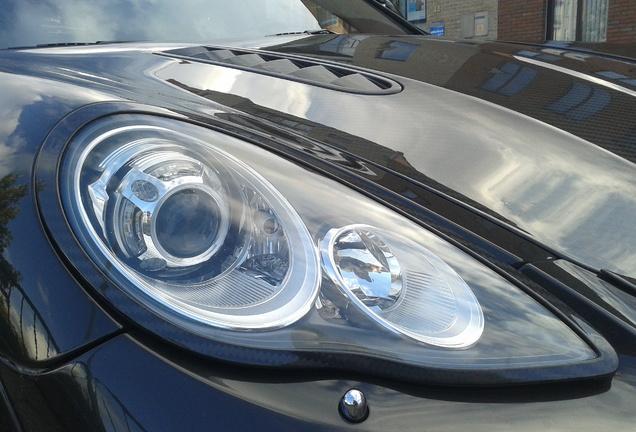 Porsche Mansory G-FORCE ONE
