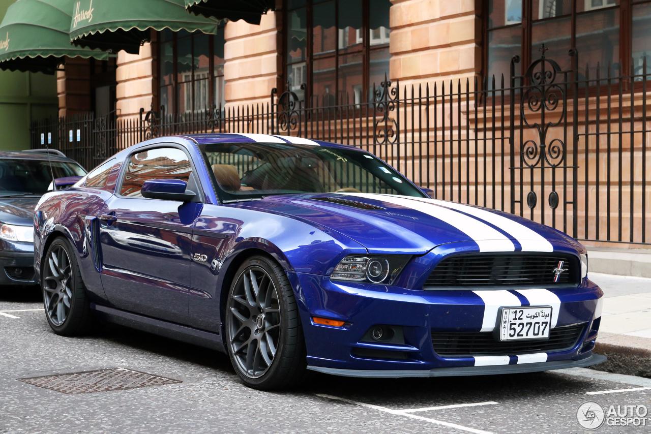 Ford Mustang Gt California Special 2013 17 December 2014