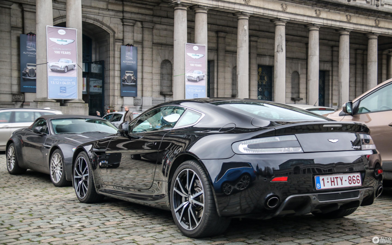 Aston Martin V8 Vantage N420 21 December 2014 Autogespot