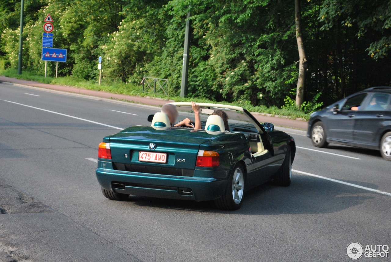 bmw z1 24 december 2014 autogespot. Black Bedroom Furniture Sets. Home Design Ideas
