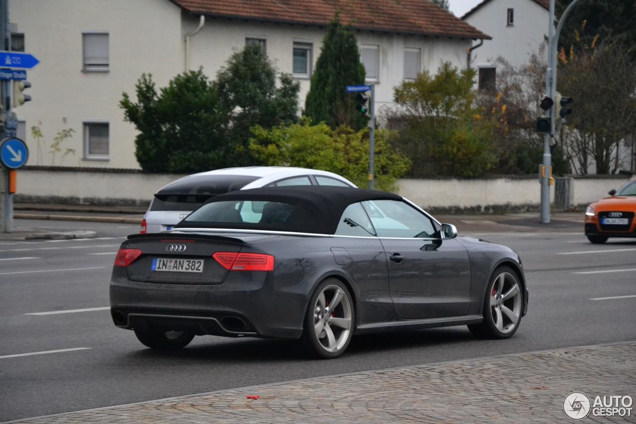 Audi Rs7 2014 For Sale >> Audi RS5 Cabriolet B8 - 26 December 2014 - Autogespot