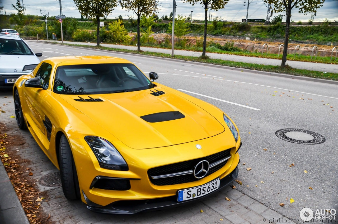 mercedes benz sls amg black series 27 december 2014 autogespot. Black Bedroom Furniture Sets. Home Design Ideas