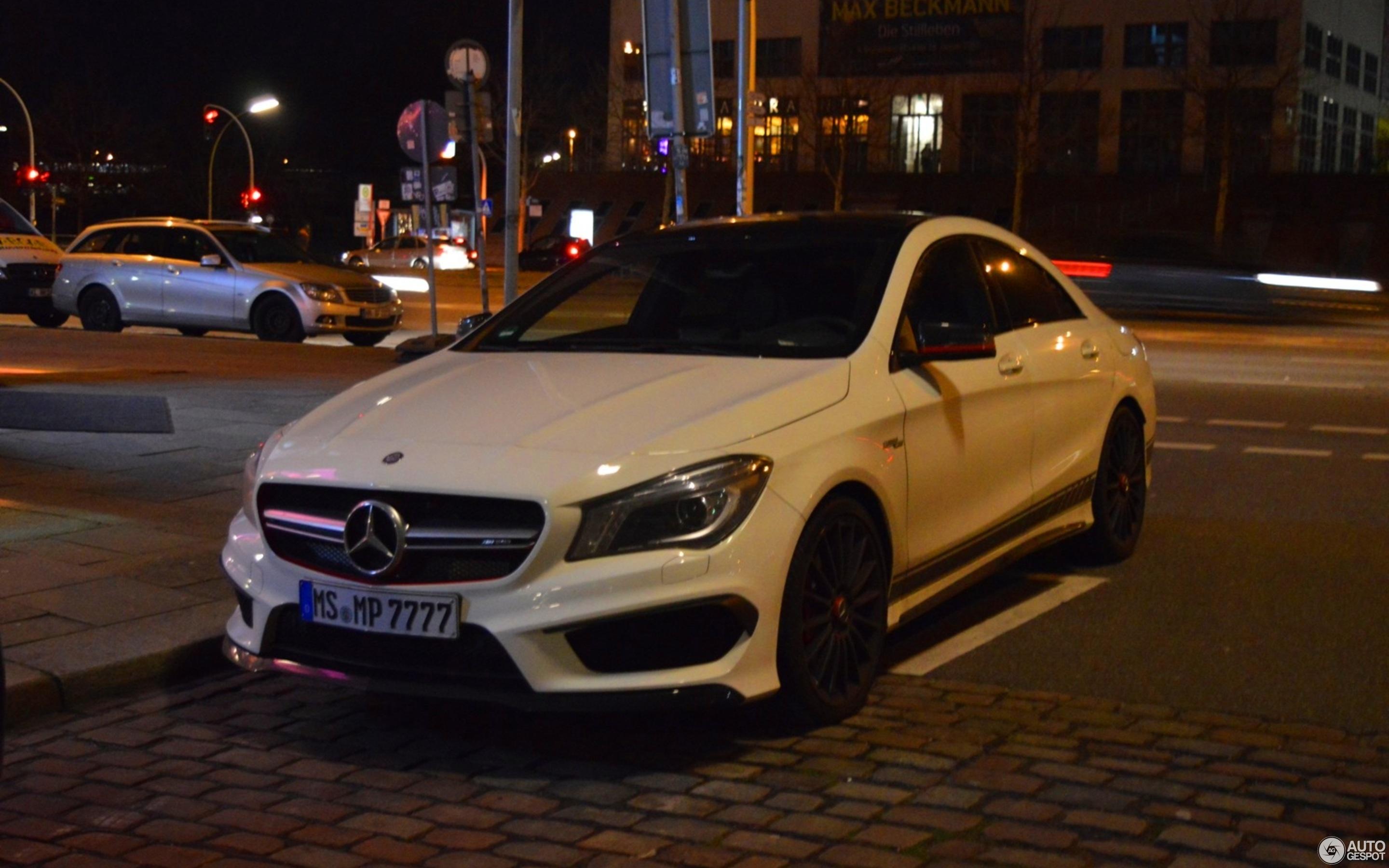 Racing-Derived 2014 Mercedes-Benz CLA 45 AMG recommendations